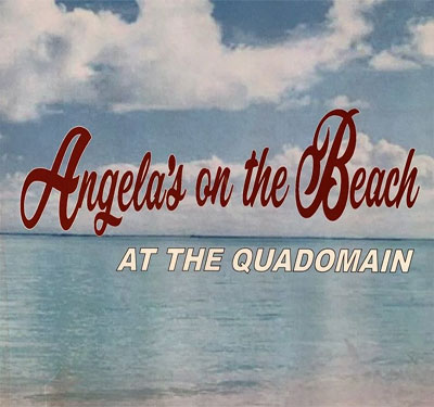 Angela's On the Beach Logo