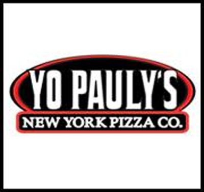 Yo Pauly's New York Pizza Company Logo
