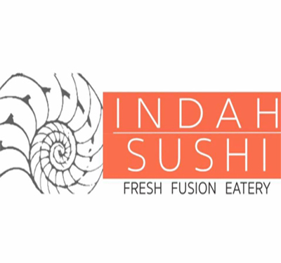 Indah Sushi Logo