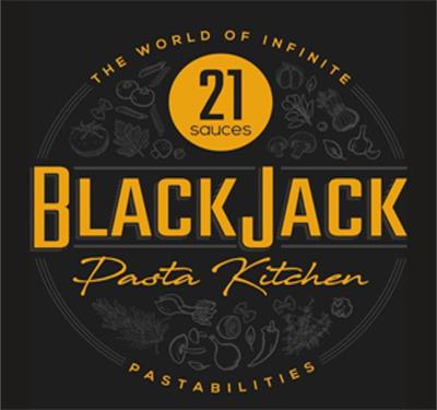 Black Jack Pasta Kitchen Logo