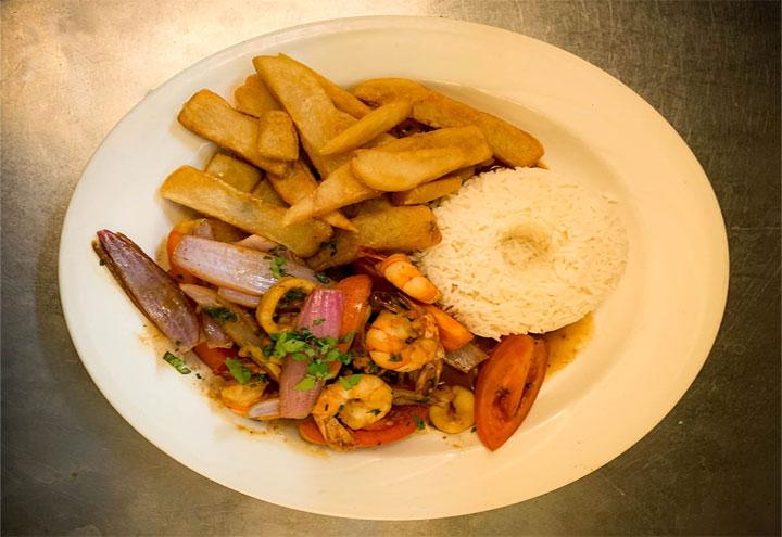 Inka Peruvian Cuisine in Palm Springs, CA at Restaurant.com