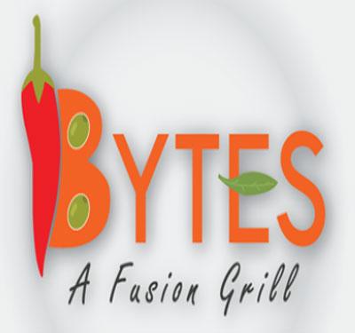 Bytes A Fusion Grill Logo