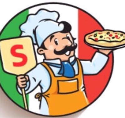 Sam's Pizza House Logo