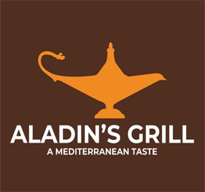 Aladin's Grill Logo