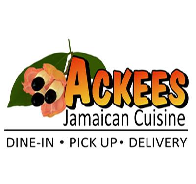 Ackees Jamaican Cuisine Logo
