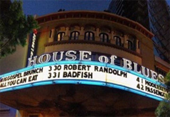 House of Blues Restaurant & Bar - Temporarily Closed in San Diego, CA at Restaurant.com