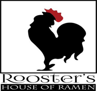Rooster's House of Ramen Logo