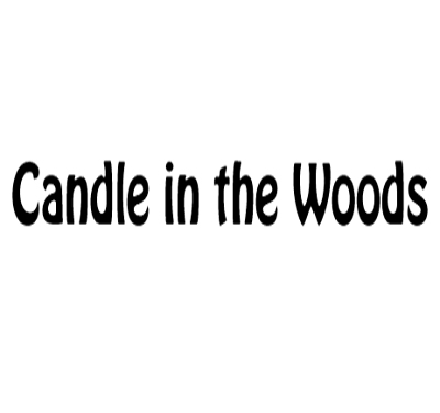 Candle in the Woods Logo