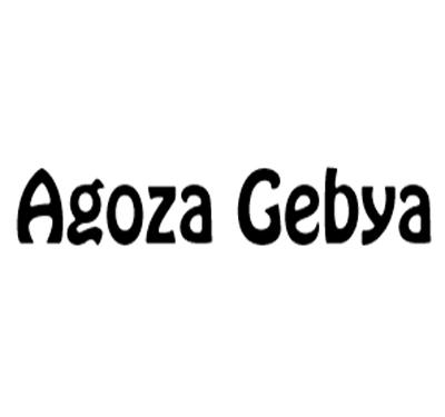 Agoza Gebya Logo