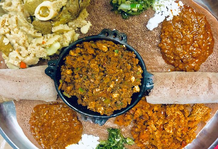 Etete Ethiopian Restaurant in Las Vegas, NV at Restaurant.com