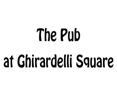 The Pub at Ghirardelli Square Logo