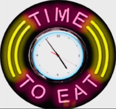 Time to Eat Bar & Grill Logo