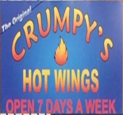 Crumpy's Hot Wings Logo