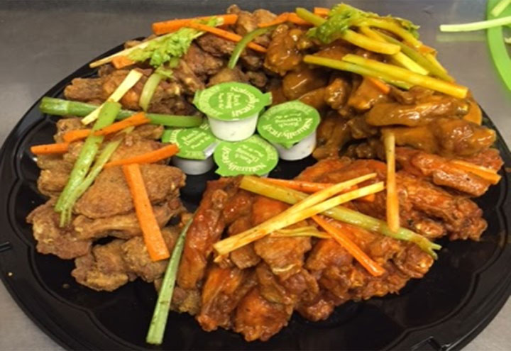 Crumpy's Hot Wings in Memphis, TN at Restaurant.com