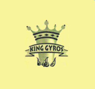 King Gyros Logo