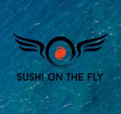 Sushi On The Fly Logo