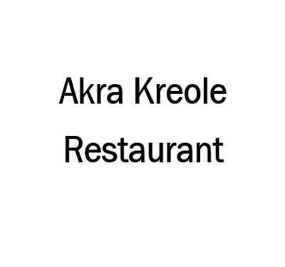 Akra Kreole Restaurant Logo