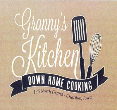 Granny's Kitchen Logo