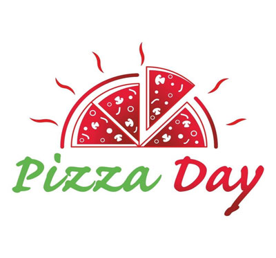 Pizza Day Logo