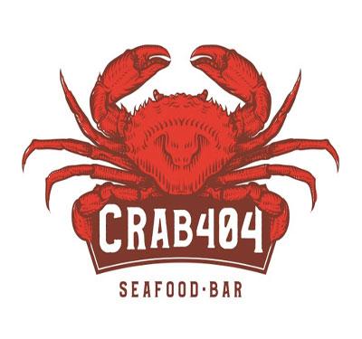 Crab404 Logo