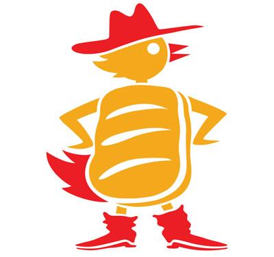 Cluckin Bun Logo