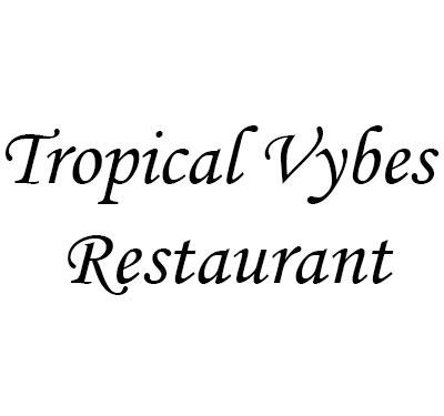 Tropical Vybes Caribbean Restaurant Logo