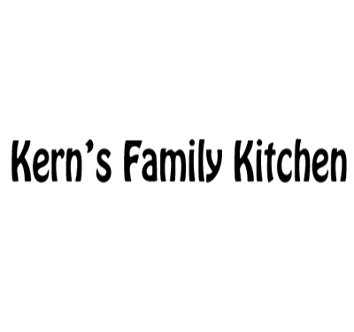 Kern's Family Kitchen Logo