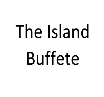 The Island Buffete Logo