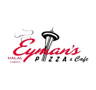 Eyman's Pizza & Cafe Logo
