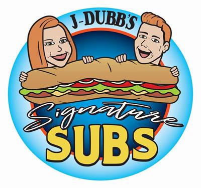 J-Dubb's Signature Subs Logo