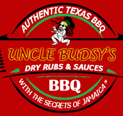 Uncle Budsy's BBQ Logo
