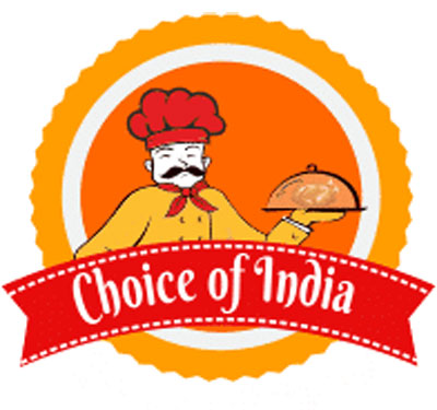Choice of India Restaurant Logo