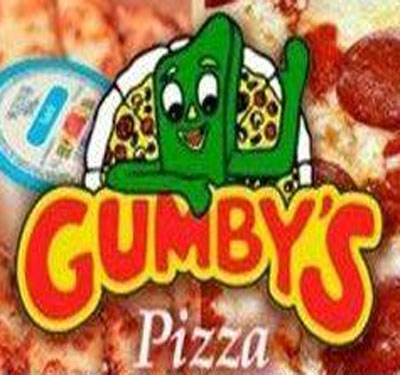 Gumby's Pizza & Wings Gainesville Logo