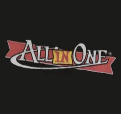 All In One Bar And Grill Logo