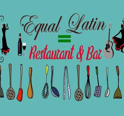 Equal Latin Restaurant and Bar Logo