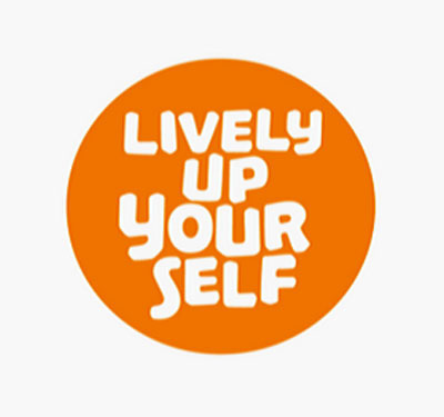 Lively Up Your Self Logo