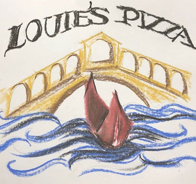 Louie's Pizza & Italian Restaurant Logo