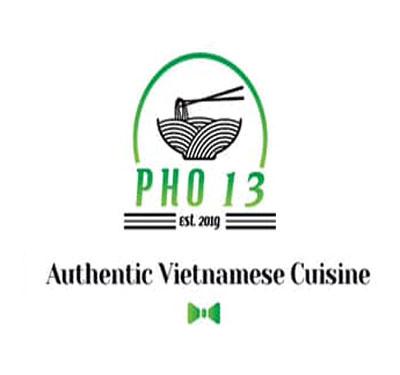 Pho 13 Logo