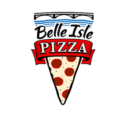 Belle Isle Pizza Logo