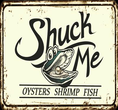 Shuck Me Logo
