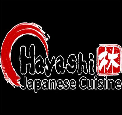 Hayashi Japanese Cuisine Logo