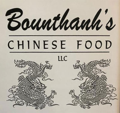Bounthanh's Chinese Food Logo