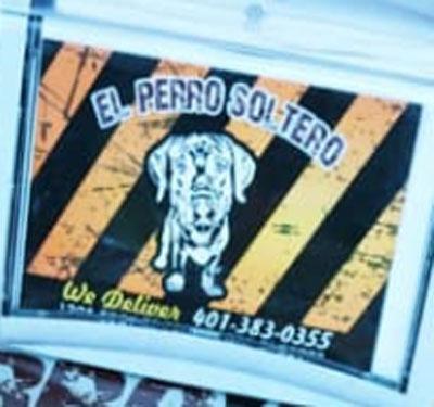 El Perro Soltero Logo