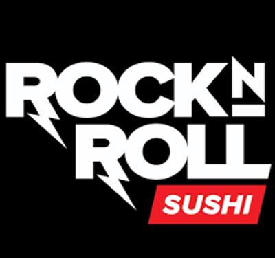 Rock N Roll Sushi - Gulf Breeze Logo