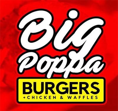 Big Poppa Burgers Chicken & Waffles Logo