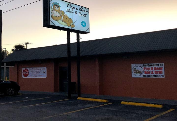 Pop a Beer Bar & Grill in Tampa, FL at Restaurant.com