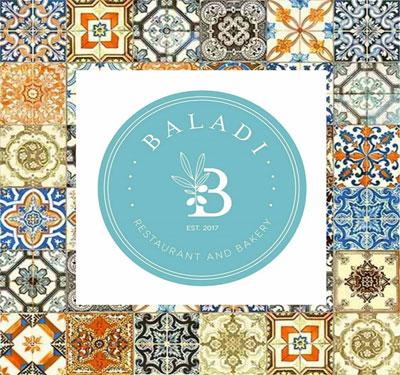 Baladi Restaurant & Bakery Logo