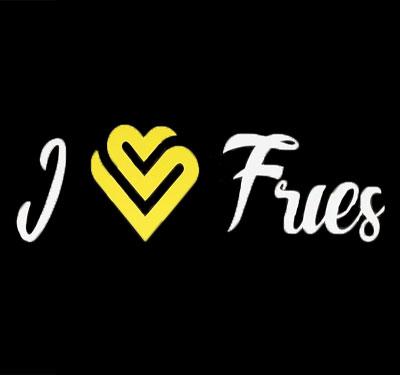 I Heart Fries Logo