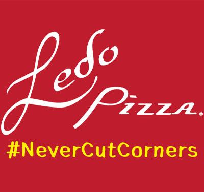 Ledo Pizza Logo