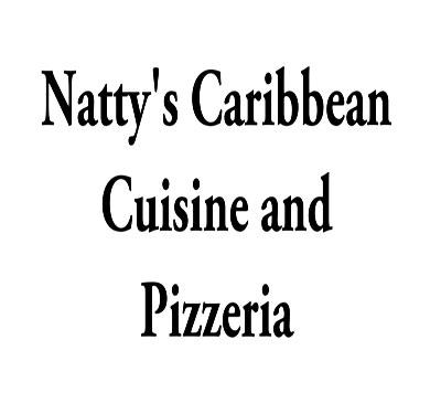 Natty's Caribbean Cuisine and Pizzeria Logo